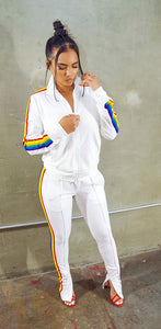 Over The Rainbow Pants Set