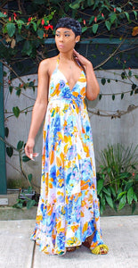 Mia Maxi Dress - MuurSwagg