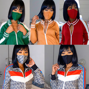 Sporty Face Mask - MuurSwagg