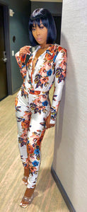 Flower Bomb Pants Set - MuurSwagg
