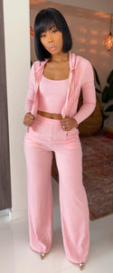 Kylie Set (Peach Rose) - MuurSwagg