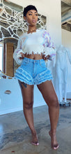Load image into Gallery viewer, Hottie Tottie Denim Shorts