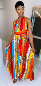Tres Belle Maxi Dress - MuurSwagg
