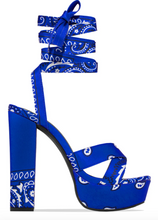 Load image into Gallery viewer, Ryder Heels - MuurSwagg