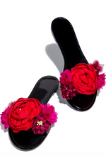 Load image into Gallery viewer, Shower Me With Flowers Sandals - MuurSwagg