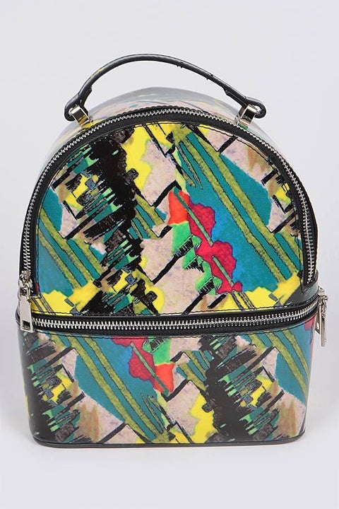 Abstract Swagg Bag