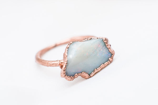 Custom order your own Opal Ring
