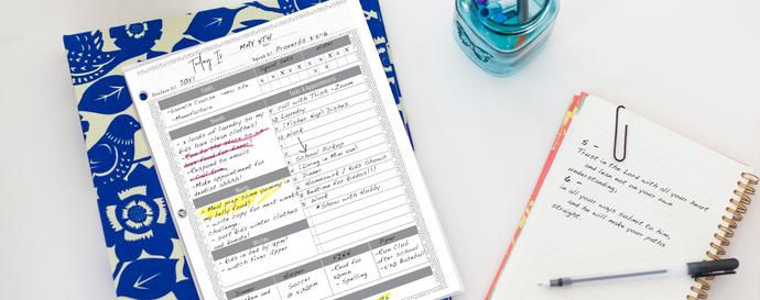 Get A Little Bossy With Your Planner!