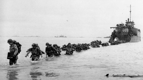 Historic D-Day Photos