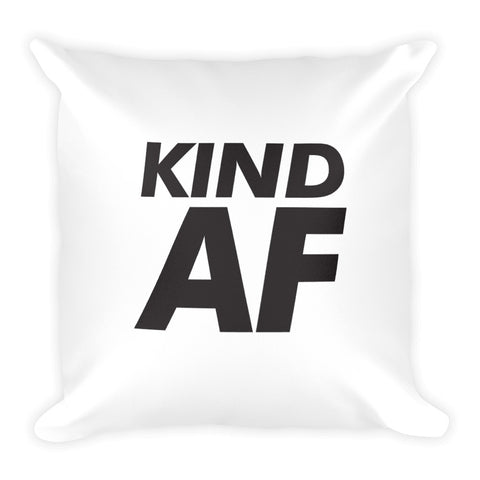 Kind As F/*ck Pillow