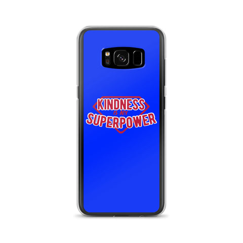 Kindness Is My Superpower Samsung Case