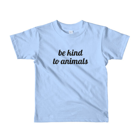 Be Kind to Animals Kids' Tee