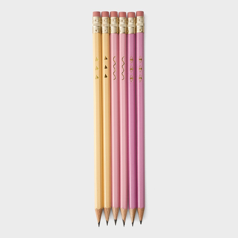 Mixed Pencil Set