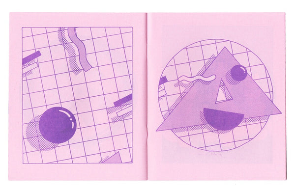 Vignettes Zine by Clay Hickson
