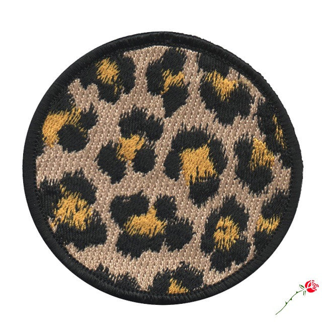 Leopard Pattern Patch