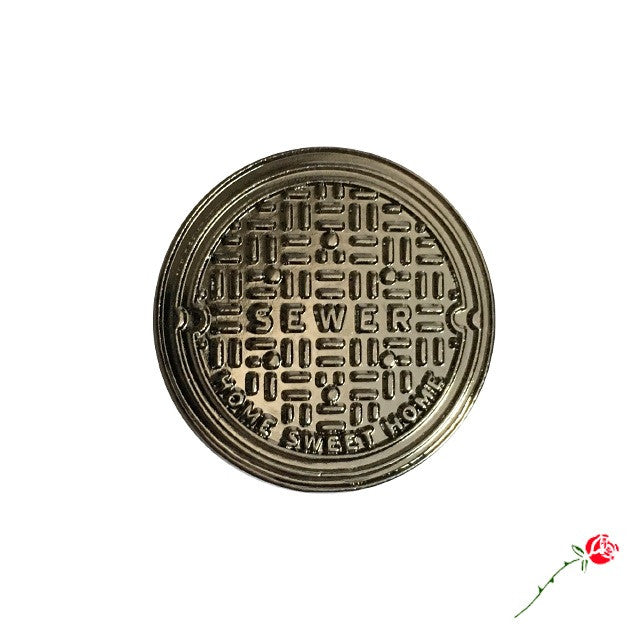 Home Sweet Home Sewer Pin