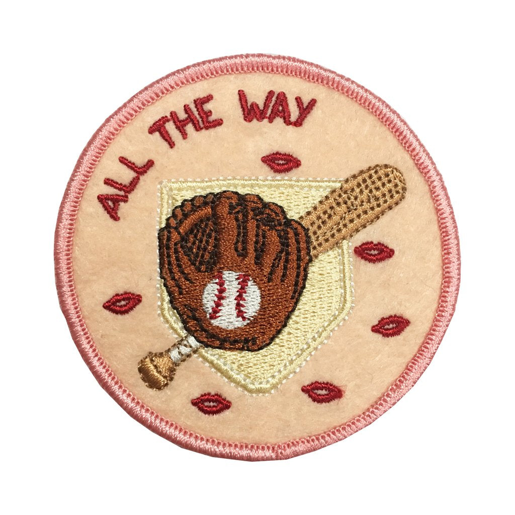 All The Way Patch