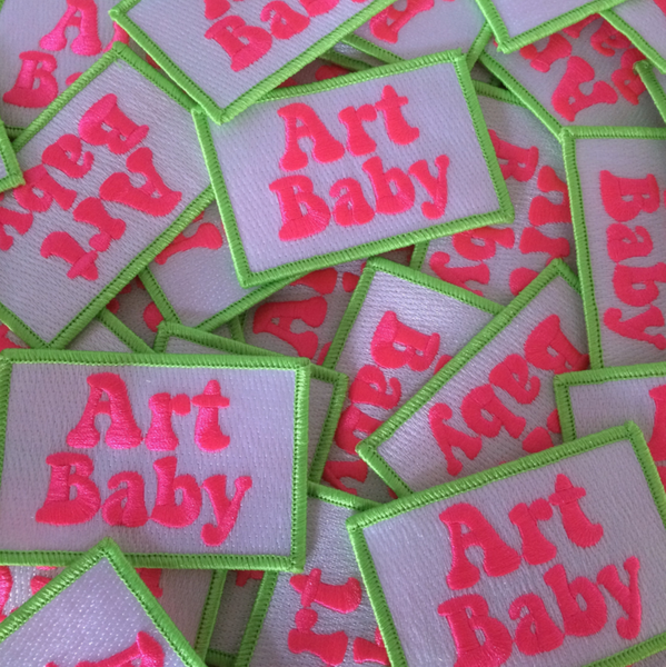 Art Baby Patch