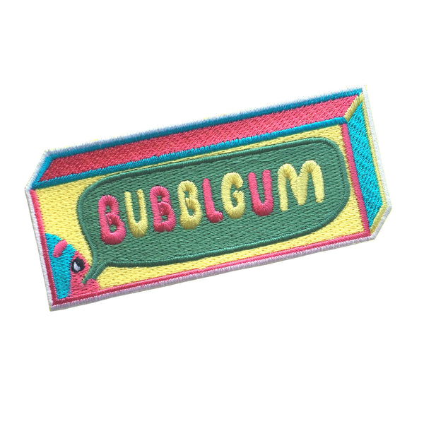 Bubblegum patch