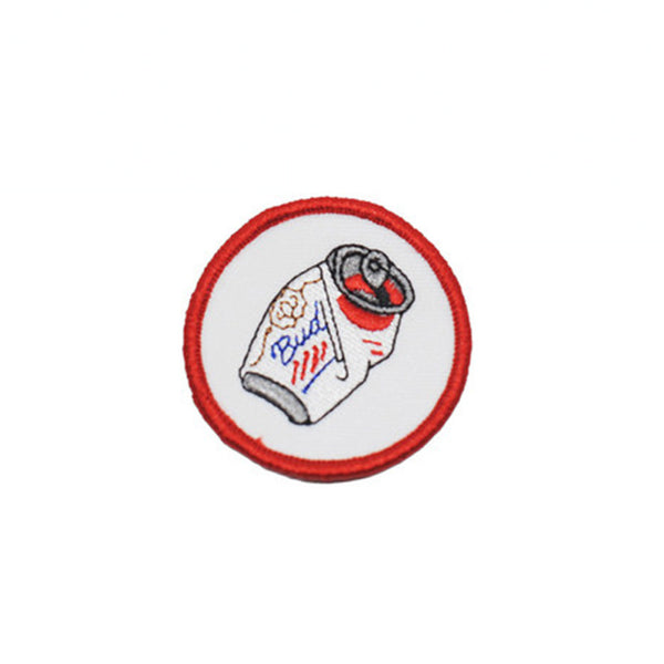 Beer Merit Badge Patch