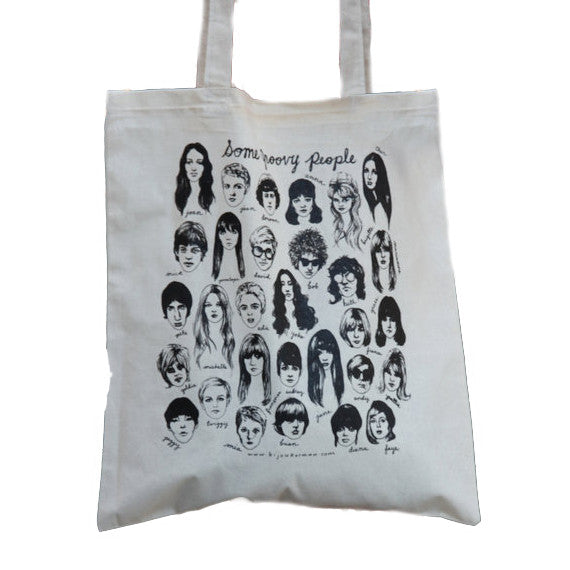 Some Groovy People Tote