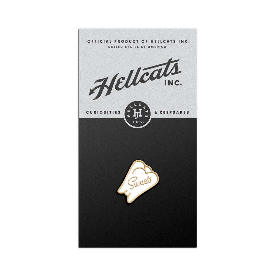 Sweet Tooth Lapel Pin
