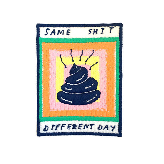 Same Shit Different Day Patch
