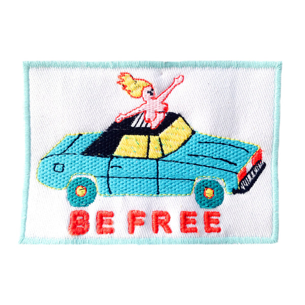 Be Free Patch