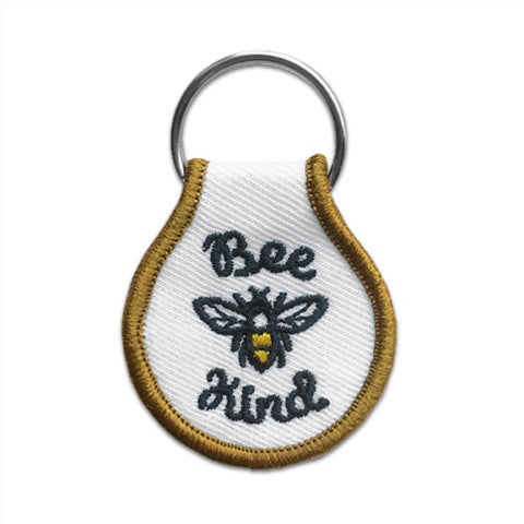 Bee Kind Key Chain