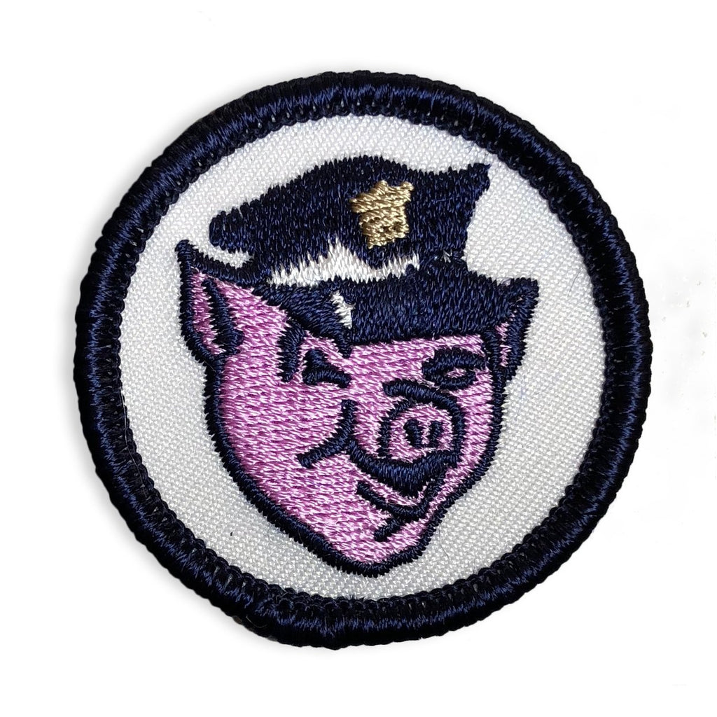 Officer - Mini Patch