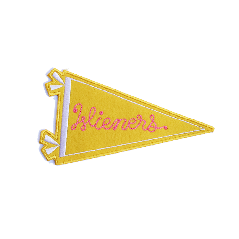 Custom Pennant Patches