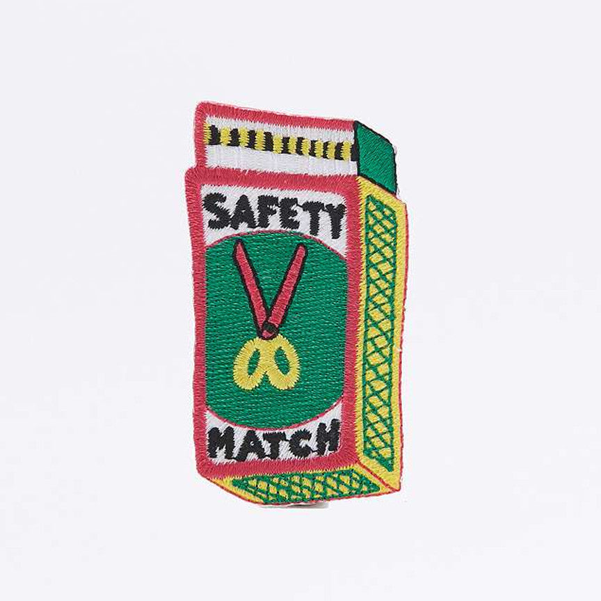 Safety Matches Patch
