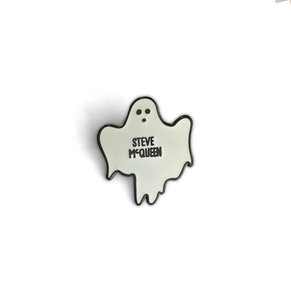 The Ghost Of Steve McQueen Pin