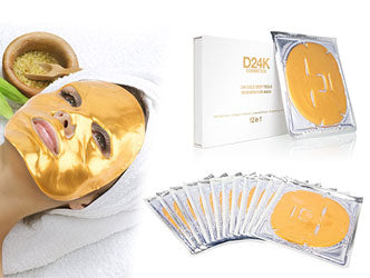 12-in-1 Diamond Facial Mask (1 Year Supply) fresh black tea instant perfecting mask