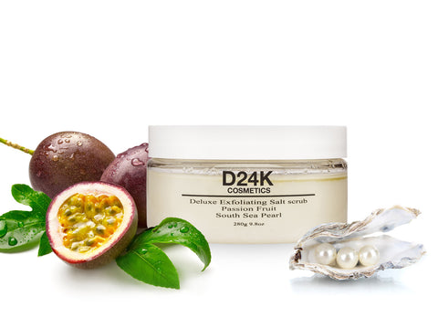 Salt Scrub Passion Fruit
