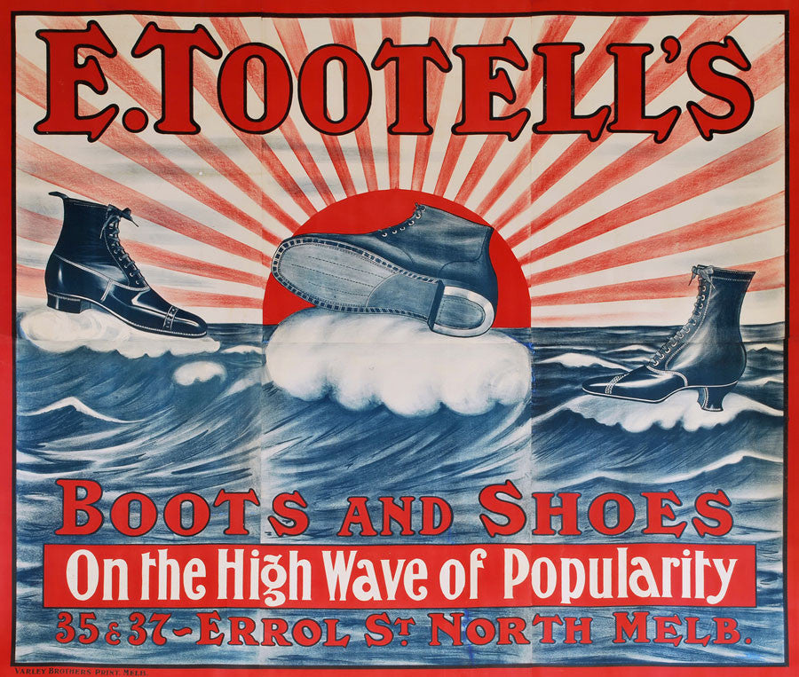 E. Tootell's Boots And Shoes