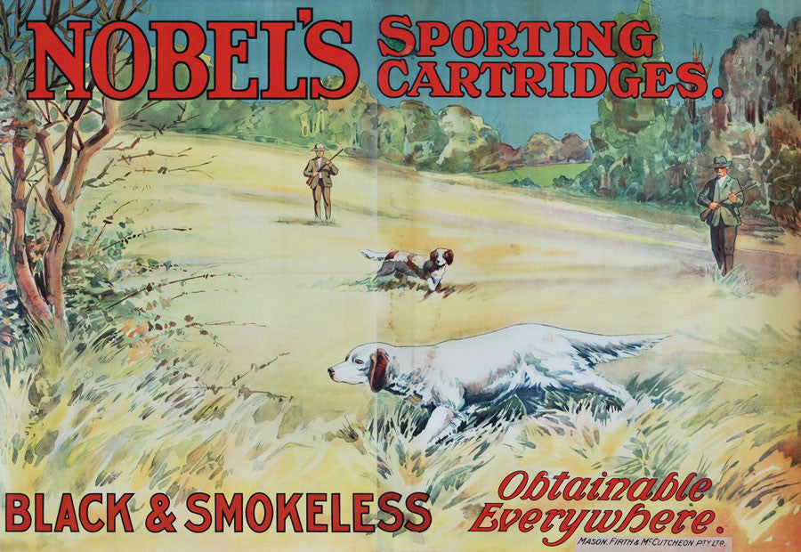Nobel's Sporting Cartridges