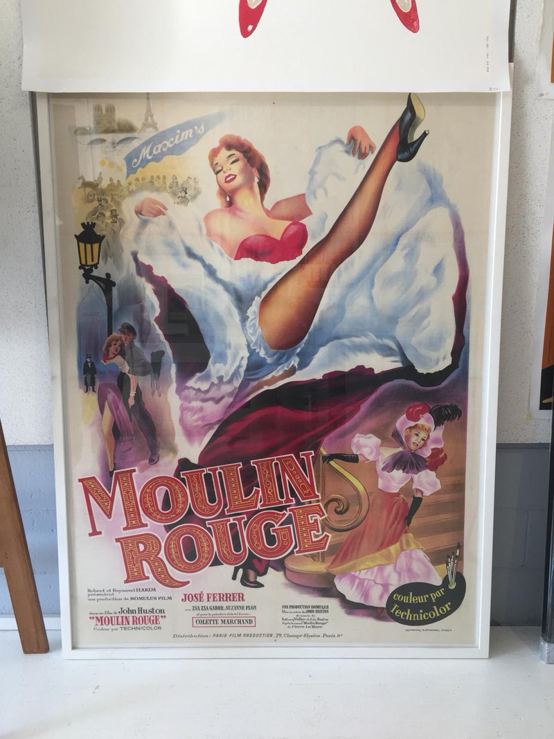 Moulin Rouge '1953 Original