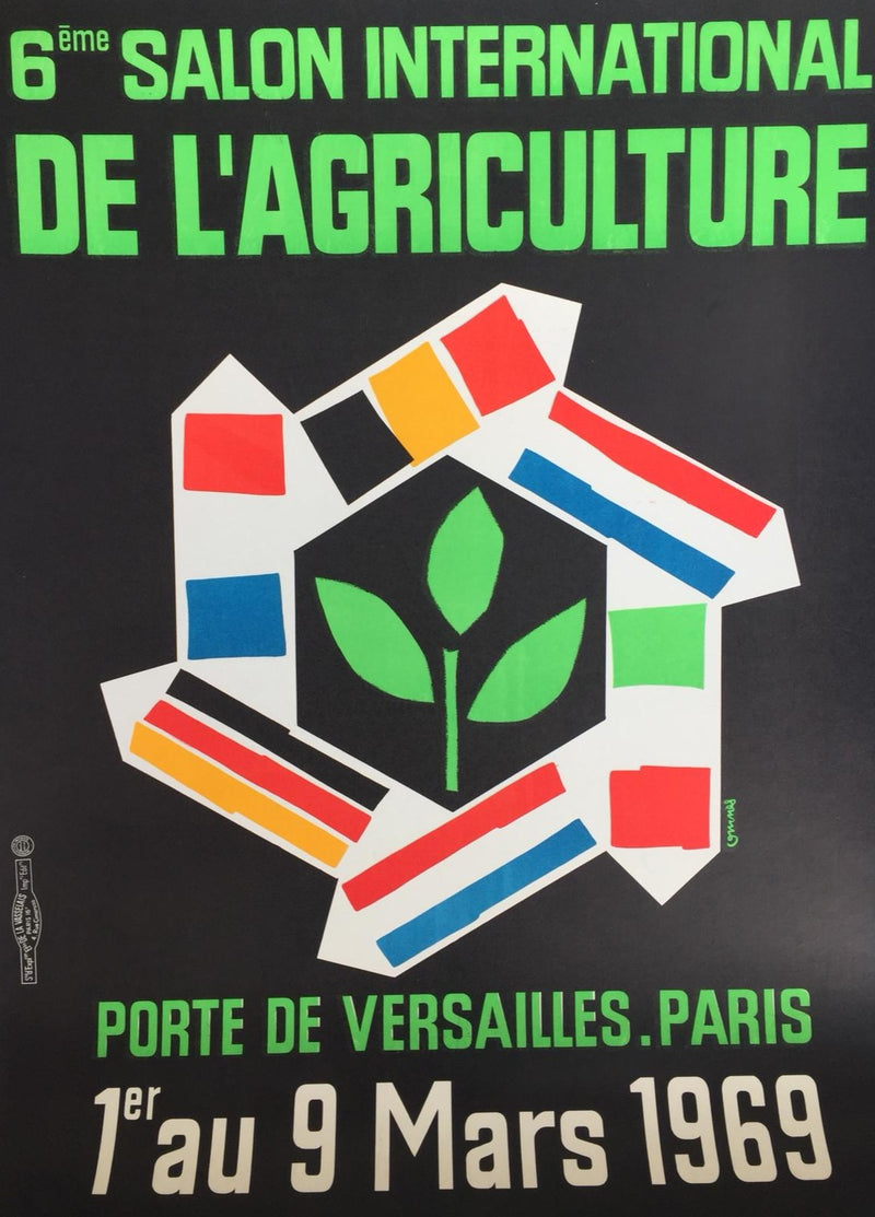 6th Salon International de L'agriculture
