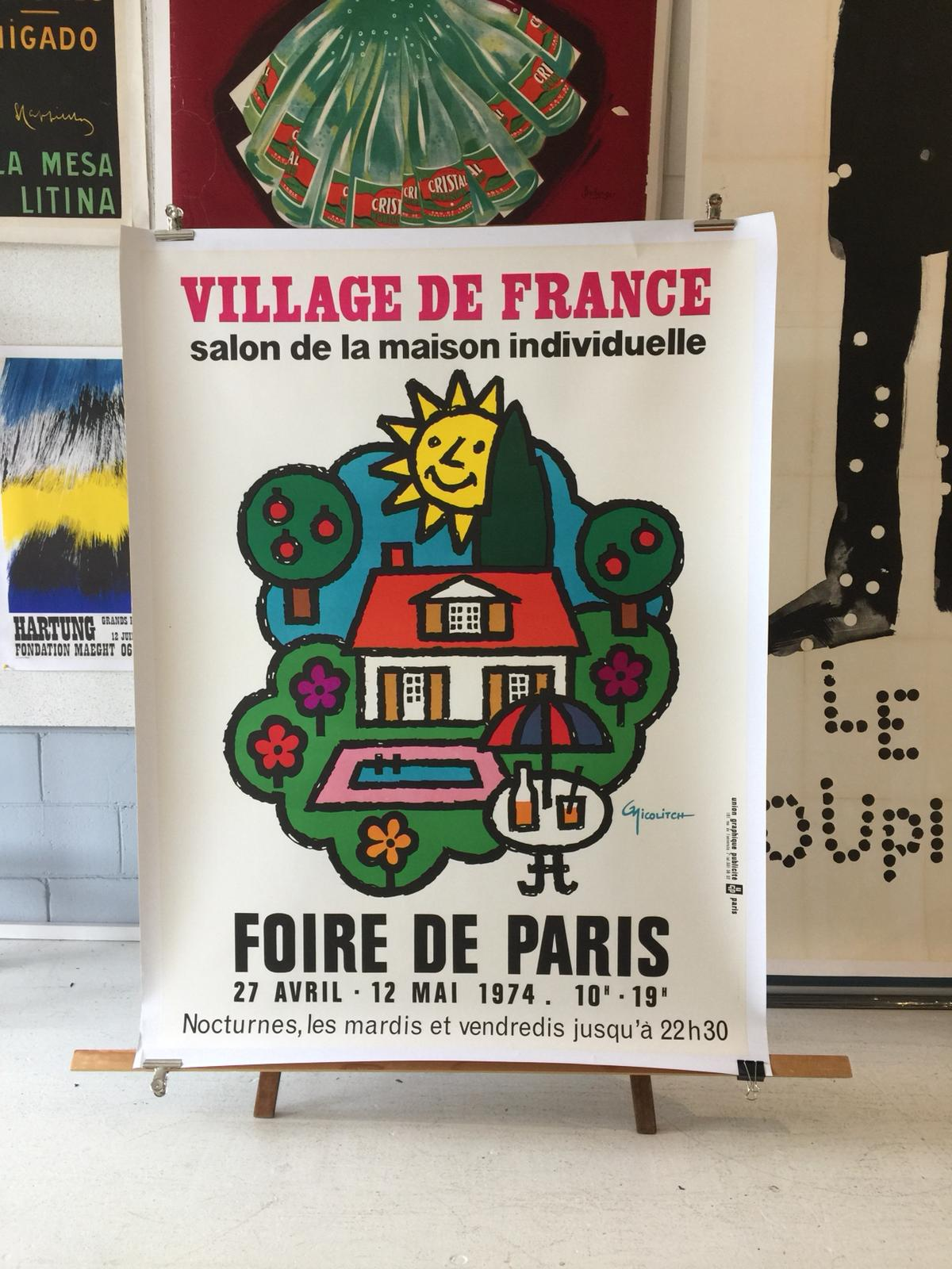 Foire de Paris Village de France