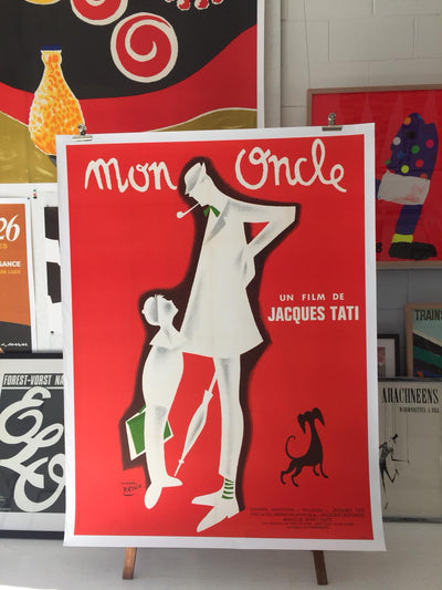 Mon Oncle by P.Etaix