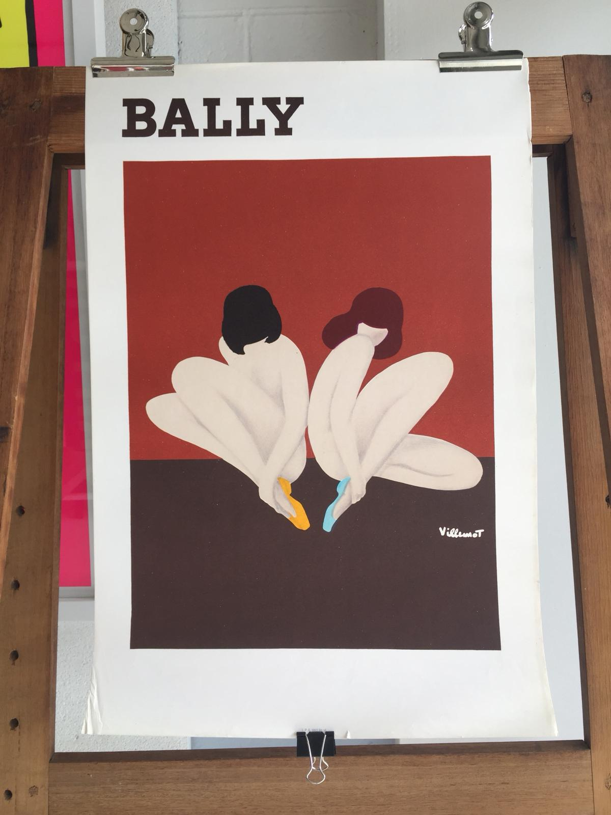 Bally Lotus by Villemot (Small)