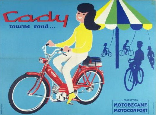 Cady Tourne Rond