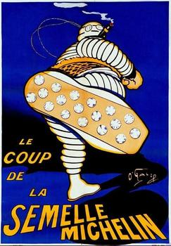 Le Coup De La Semelle Michelin by O'Gallop
