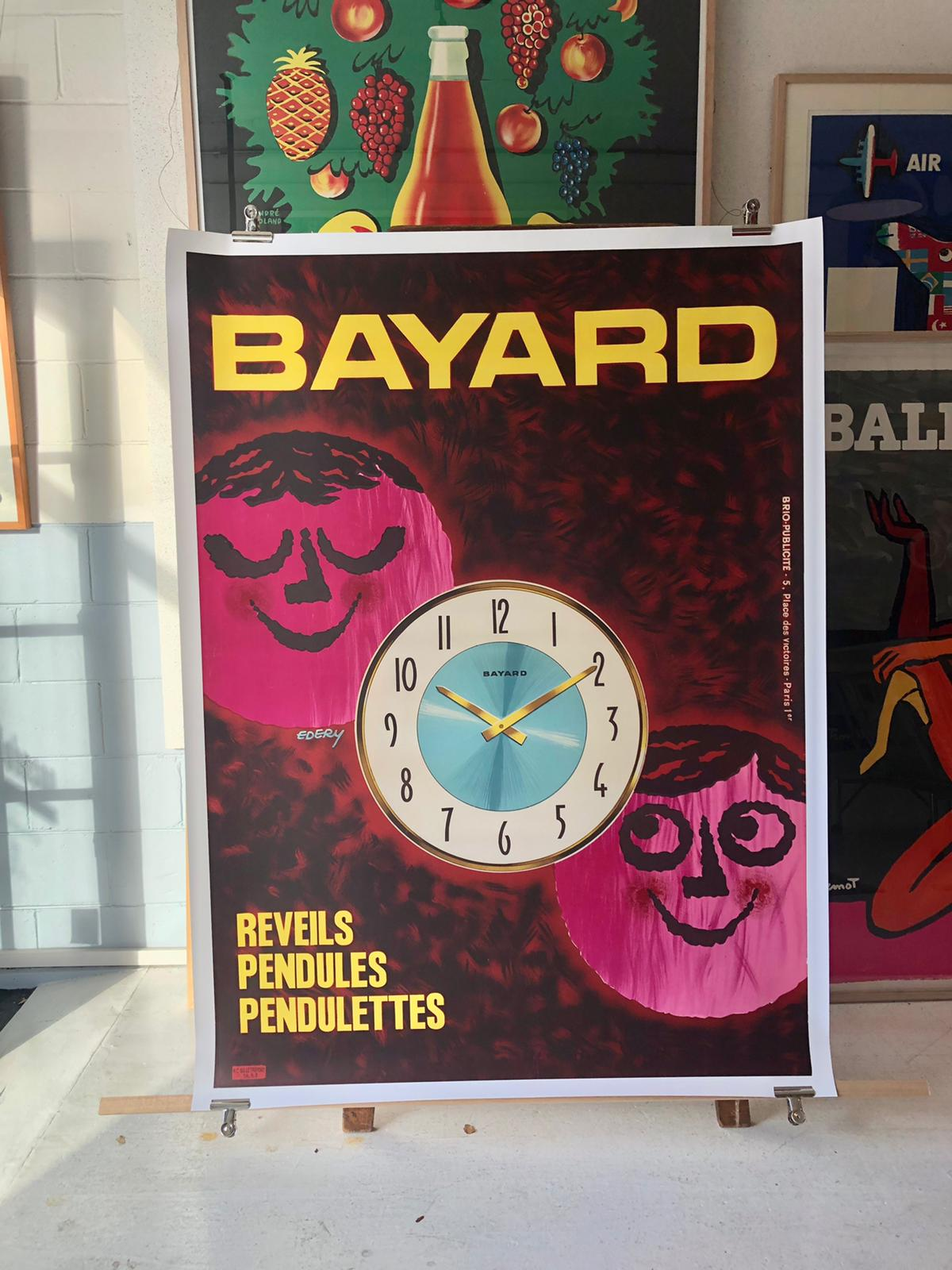 Bayard Watches by Edery