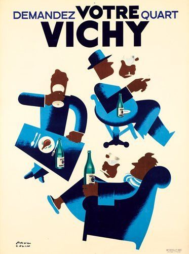 Vichy by Paul Colin