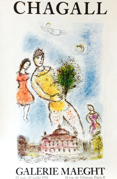 Chagall in Colour, Galerie Maeght
