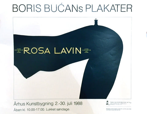 Boris Bucan Posters Exhibition