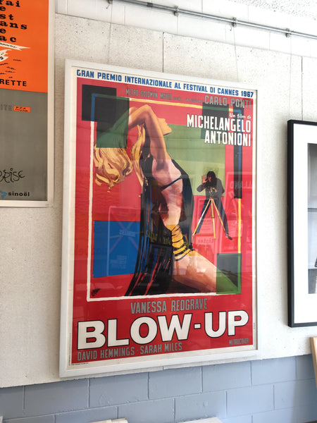Blow-Up, Michelangelo Antonio
