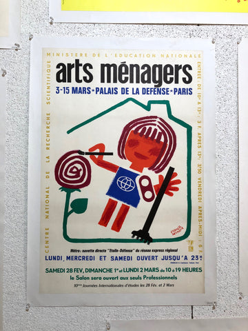 Arts Menagers by Francis Bernard